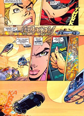 Danger Girl 2 von Scott Campbell, Andy Hartnell, Alex Garner