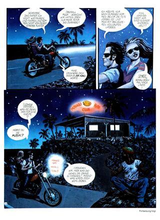 Mike The Bike und Molly 2 von Sergio Macebo