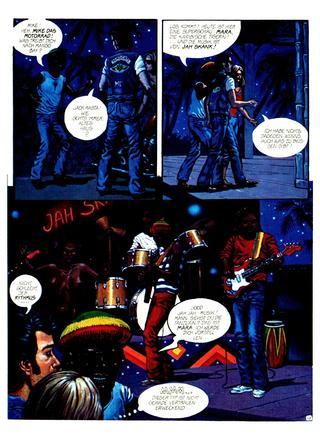 Mike The Bike und Molly 3 von Sergio Macebo