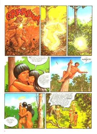 Amazonium von Sergio Macebo