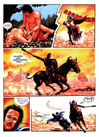 Mike The Bike und Molly 6 von Sergio Macebo