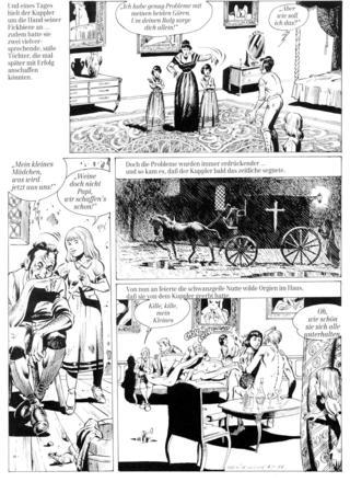 Dornmoeschen von Stanko Beslic