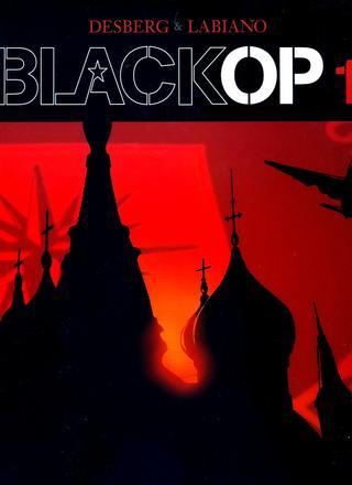 BlackOP 1 von Stephen Desberg, Hugues Labiano