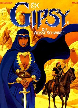 Gipsy 5 Die Weisse Schwinge van Thierry Smolderen, Enrico Marini