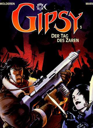 Gipsy 3 Der Tag des Zaren von Thierry Smolderen, Enrico Marini