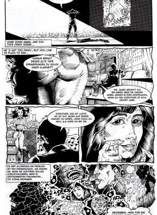 Faust 1 von Timothy Vigil