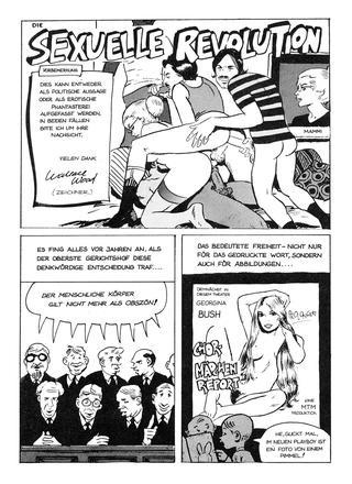 Die Sexuelle Revolution von Wallace Wood