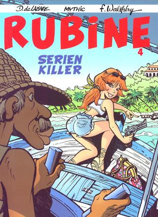 Rubine 4 Serienkiller von Walthery, De Lazare, Mythic