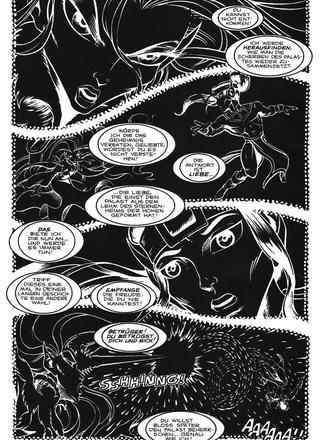 Offenbarung 2 von Wendy Pini, Richard Pini