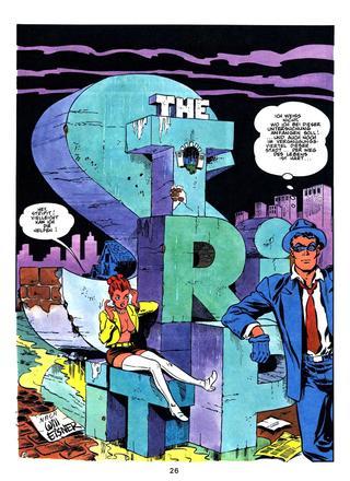 The Stripit von Will Eisner