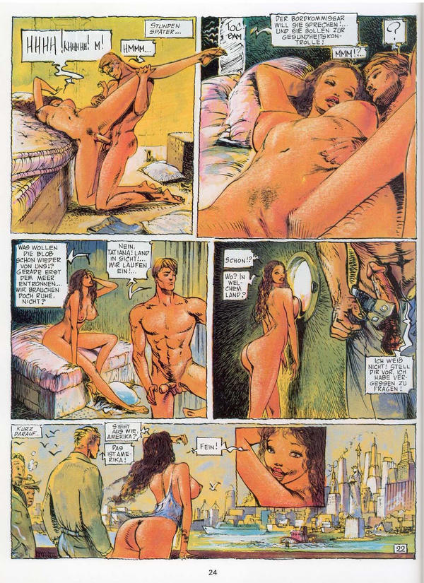 die endlose flucht von peter riverstone sex comics in