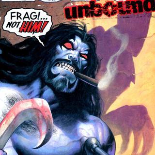 Lobo 4 Unbound von Alex Horley, Keith Giffen