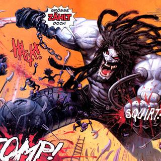 Lobo 6 Unbound von Alex Horley, Keith Giffen