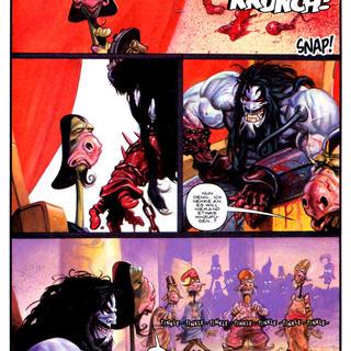 Lobo 5 Entfesselt von Alex Horley, Keith Giffen