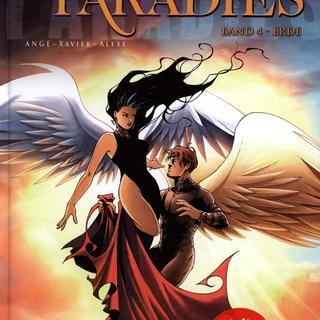 Das verlorene Paradies 4 Erde von Ange, Philippe Xavier, Varanda