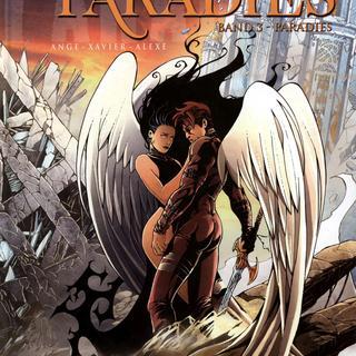 Das verlorene Paradies 3 Paradies von Ange, Philippe Xavier, Varanda