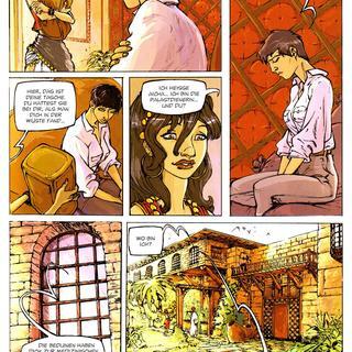 Paradise 1 Regenzeit von Benoit Sokal, Brice Bingono