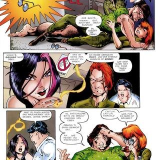 Gen 13 1 von Brandon Choi, Jim Lee, Scott Campbell
