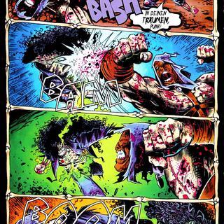 Evil Ernie Straight to Hell 2 von Brian Pulido, Justiniano