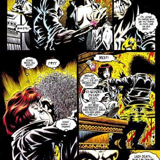 Evil Ernie Zerstoerer 7 von Brian Pulido, Philip Nutman