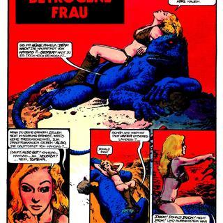Eine Betrogene Frau von Bruce Jones, Richard Corben