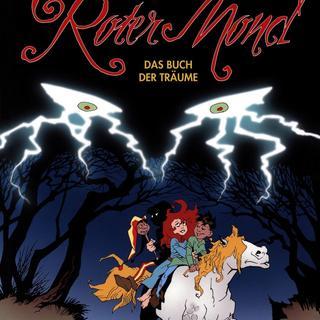 Roter Mond 4 Das Buch der Traeume von Carlos Trillo, Eduardo Risso