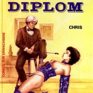 Das Diplom von Chris