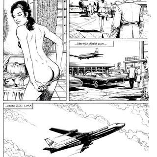 Lady Travel von Chris