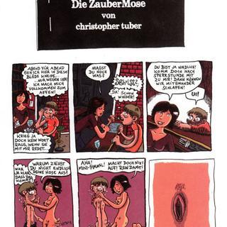 Die ZauberMose von Christopher Tauber