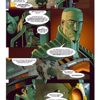 Vanguard Der Schnitter von Colin Macneil, Robbie Morrison