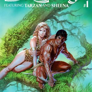 Lords of the Jungle 1 von Corinna Bechko, Roberto Castro