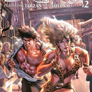 Lords of the Jungle 2 von Corinna Bechko, Roberto Castro