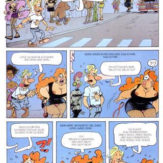 Richtige Ferkel Werden nie Fett von Daniel Kox, Malik, Louis-Michel Carpentier