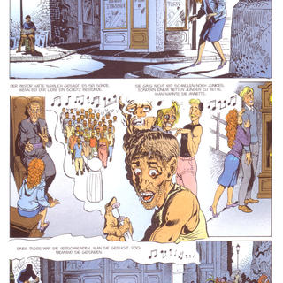 Die Ferkel Treibens noch Bunter von Daniel Kox, Malik, Louis-Michel Carpentier