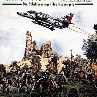 Thomas Noland 4 Die Schiffbruechigen des Dschungels von Daniel Pecqueur, Franz Drappier