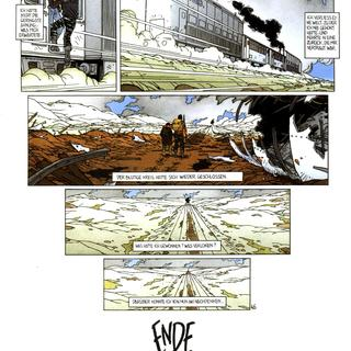 Die Schienenmenschen 4 Fluchtwege von David Chauvel, Fred Simon
