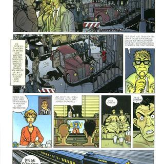 Die Schienenmenschen 2 Angriff der Weissen Garde von David Chauvel, Fred Simon