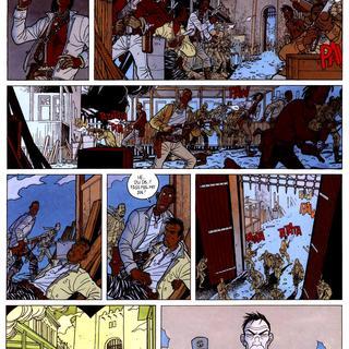 Die Schienenmenschen 3 Der Turm des Loewen von David Chauvel, Fred Simon