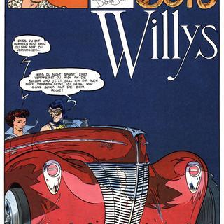 Bois Willys 5 von Demis Sire