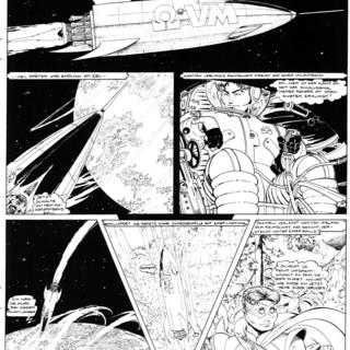 Maurice Leblanc in Planet des Teufel 2 von Demis Sire
