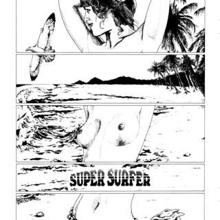 Super Surfer von Detlef Klewer