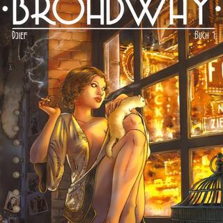 Broadway 1 Eine Strasse In Amerika von Djief