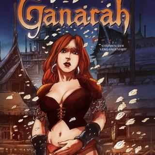 Ganarah 3 Stimmen der Vergangenheit von Fabrice Meddour