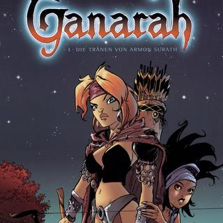Ganarah 1 Die Traenen von Armon Surath von Fabrice Meddour