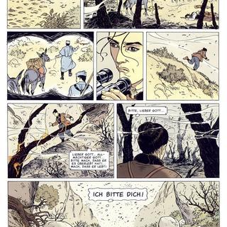 Quintett 4 Die Geschichte der Nafsika Vasli von Franck Giroud, Cyril Bonin