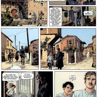 Quintett 2 Die Geschichte des Alban Meric von Franck Giroud, Cyril Bonin