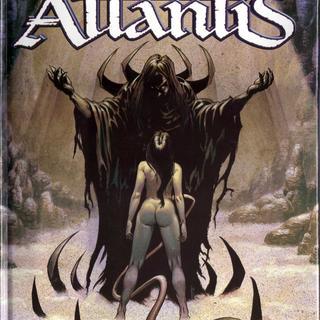 Atlantis 2 Der Alteste von Francois Froideval, Fabrice Angleraud