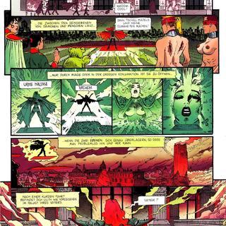 666 3 Demonia Fortissimo von Francois Froideval, Franck Tacito