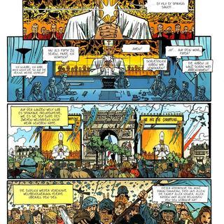 666 6 Missa Dicta est von Francois Froideval, Franck Tacito