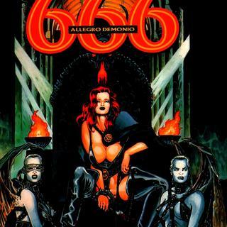 666 2 Allegro Demoneo von Francois Froideval, Franck Tacito